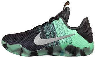 Nike Kid's Kobe XI AS GS, ALL STAR-GREEN GLOW/BLACK-PERSIAN VIOLET, Youth Size 7