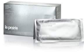 La Prairie Swiss Cellular White Intensive Illuminating Mask/Set of 6