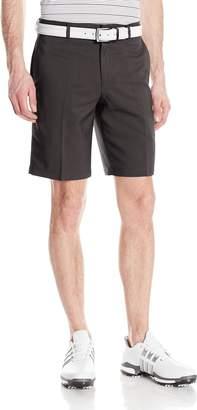 Louis Raphael Men's Slim Fit Textured Solid Golf Short