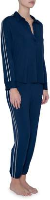 Eberjey Gisele The Sporty 2-Piece Pyjama Set