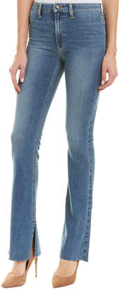 Joe's Jeans The Micro Erikka High-Rise Flare Leg