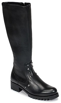 Unisa IKERI women's High Boots in Black