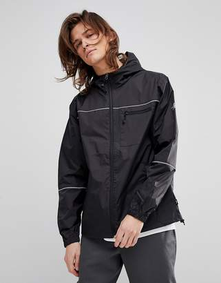 Stussy 3M Nylon Lightweight Jacket With Hood