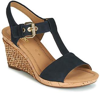 Gabor SASA women's Sandals in Blue