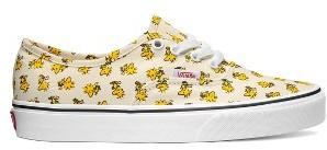 Women's Vans X Peanuts Woodstock Authentic Sneaker $64.95 thestylecure.com