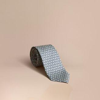 Burberry Modern Cut Floral Print Silk Tie $190 thestylecure.com