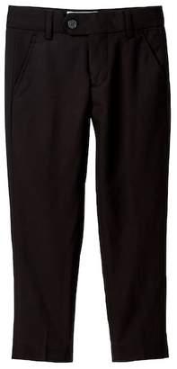 Isaac Mizrahi Slim Wool Blend Pants (Toddler, Little Boys, & Big Boys)