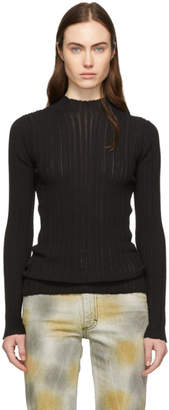 Acne Studios Black Kana Turtleneck