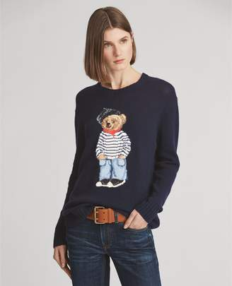 86613fdc Polo Bear Sweater - ShopStyle