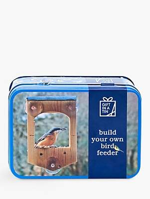 Your Own Apples To Pears Mini Tin, Build Birdfeeder