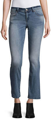 I.N.C International Concepts Petite Regular-Fit Boot Leg Jeans
