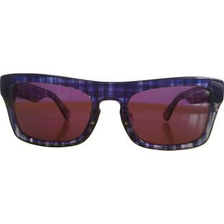 3.1 Phillip Lim Multicolour Plastic Sunglasses
