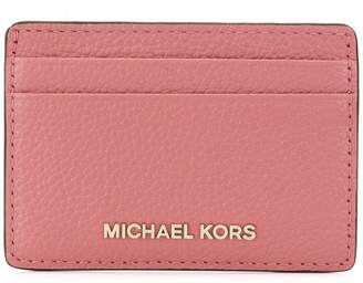 MICHAEL Michael Kors logo plaque card holder