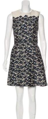 Tory Burch Sleeveless Mini Dress