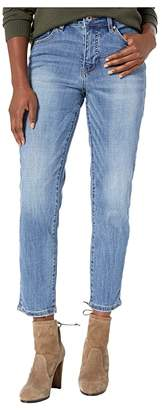 Jag Jeans Petite Petite Reese Vintage Straight Jeans