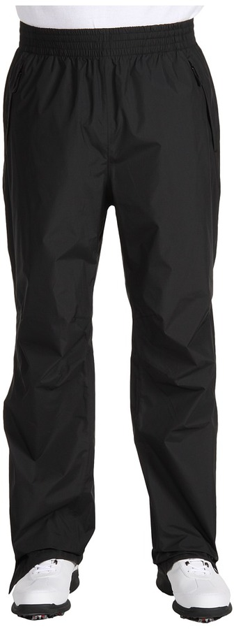 Adidas golf climaproof rain 3 stripes provisional pant for Adidas golf rain shirt