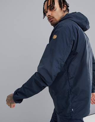 Fjallraven High Coast Wind Anorak In Navy