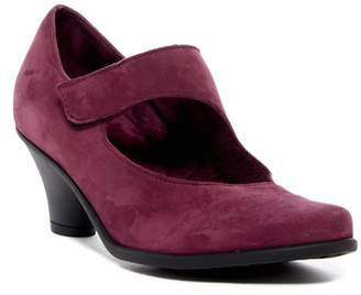 Arche Agatha Suede Water Resistant Low Pump