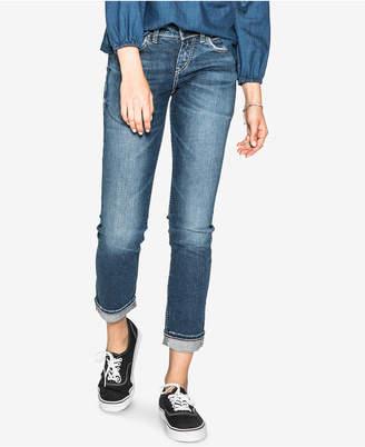 Silver Jeans Co. Suki Slim Ankle Jeans
