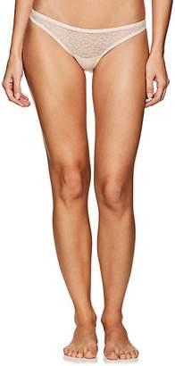 YASMINE ESLAMI Women's Lily Bikini Briefs - Light, Pastel pink