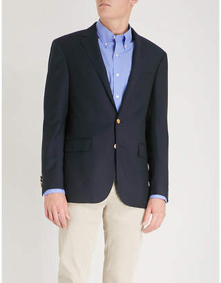 Polo Ralph Lauren Polo notch-lapel wool jacket