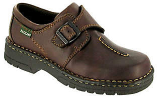 Eastland Leather Loafers with Lug Sole - Syracuse