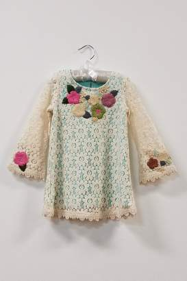 Baby Sara Flower Lace Dress