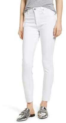 AG Jeans The Farrah High Waist Ankle Skinny Jeans