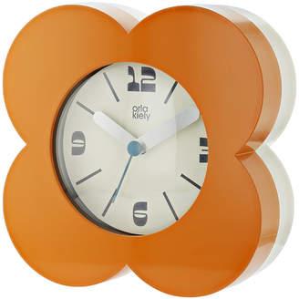 Orla Kiely Poppy Alarm Clock