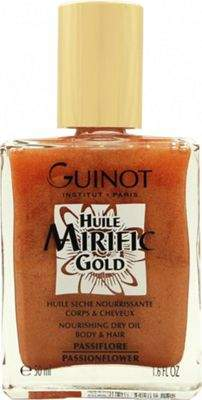 Guinot Huile Mirific Gold Nourishing Dry Oil For Body & Hair 50mL Spray