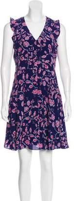 Rebecca Taylor Silk Mini Dress w/ Tags