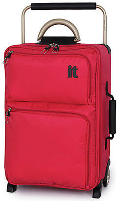 IT World s Lightest 2 Wheel Cabin Suitcase   Liquid Bag 9eaa0fba27