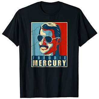 Queen Will Rock You Mercury Vintage Distressed Tee Shirt