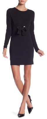 Romeo & Juliet Couture 3\u002F4 Sleeve Bodycon Dress