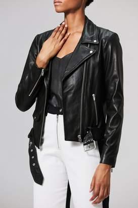 Veda Jayne Smooth Jacket Black
