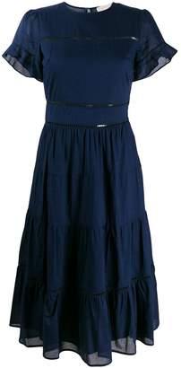 MICHAEL Michael Kors A-line midi dress