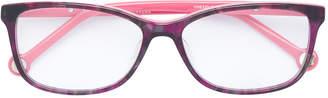 Carolina Herrera Ch rectangular shape glasses