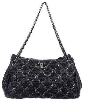 3b6428d0f79a Chanel Paris-Byzance Nylon Tweed on Stitch Tote