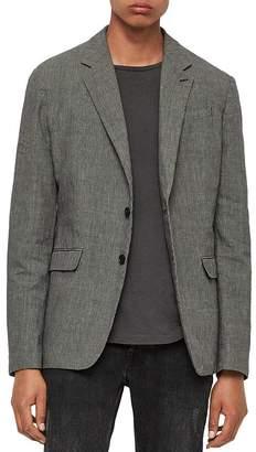 AllSaints Chiltern Slim Fit Blazer