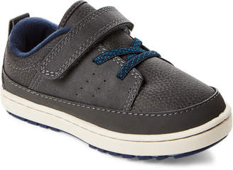 Osh Kosh B'gosh (Toddler Boys) Grey Marnin Low-Top Sneakers