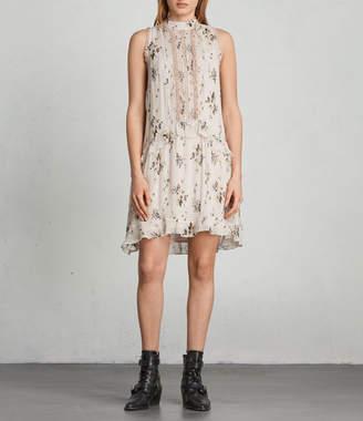 AllSaints Mina Buttercup Dress