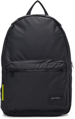 Diesel Black F-Disco Backpack