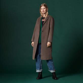 Sandro Reversible coat