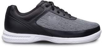 Brunswick Bowling Products Brunswick Mens Frenzy Static Bowling Shoes- Black/GrayBlack/Grey 7 M US