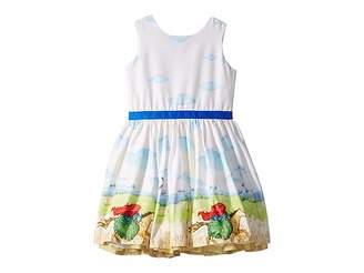 fiveloaves twofish Horse Rider Party Dress (Toddler/Little Kids)