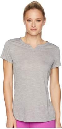 White Sierra Bug Free Trail Short Sleeve Tee Women's Short Sleeve Pullover