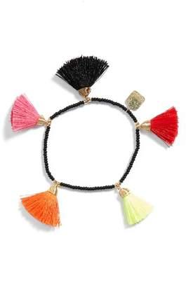 BOUTIQUE MEXICO Bimi Tassel Bracelet