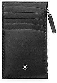Montblanc Men's Meisterstuck Pocket 5cc With Zip