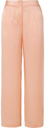 MATÉRIEL Silk-satin Pants