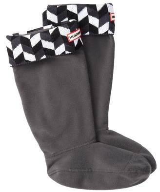 Hunter Tall Geometric Dazzle Boot Socks
